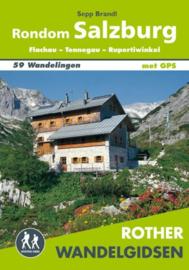 Wandelgids Rondom Salzburg | Elmar - Rother Rund um Salzburg  | Flachgau – Tennengau – Rupertiwinkel | ISBN 9789038927206