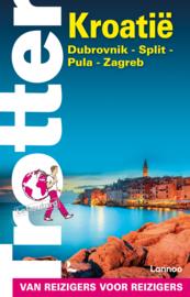 Reisgids Kroatië | Lannoo Trotter | ISBN 9789401466271