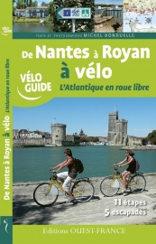 Fietsgids Nantes - Royan | Veloguide - Editions Ouest | ISBN 9782737363559