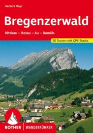 Wandelgids Bregenzerwald | Rother Verlag | Hittisau – Bezau – Au – Damüls | ISBN 9783763340880