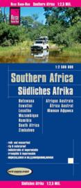 Wegenkaart Zuidelijke Afrika | Reise Know How | 1: 2,5 miljoen | ISBN 9783831773992