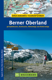 Wandelgids Berner Oberland   Bruckmann Verlag   ISBN 9783765450020