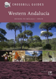 Wandelgids - Natuurgids Andalusië West | Crossbill Guides | KNNV  | ISBN 9789491648090