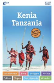 Reisgids Kenia en Tanzania | ANWB Wereldreisgids | ISBN 9789018045845
