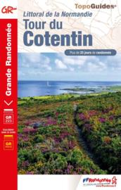 Wandelgids Normandie - Tour du Cotentin : Carentan - Cherbourg - Coutances - Granville - Mont Saint Michel ) GR223 | FFRP 200 | ISBN 9782751411229