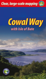Wandelgids Cowal Way - with Isle of Bute | Rucksack Readers | ISBN 9781898481744
