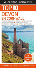Reisgids Devon & Cornwall Top 10 | Capitool | ISBN 9789000368655