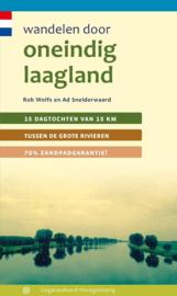 Wandelgids Oneindig laagland | Gegarandeerd Onregelmatig | ISBN 9789078641612