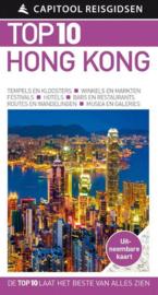 Stadsgids - Reisgids HongKong | Capitool Top 10 | ISBN 9789000356553