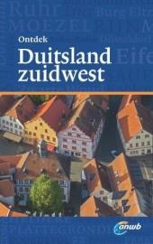 Reisgids Ontdek Duitsland Zuidwest | ANWB ontdek | ISBN 9789018038731