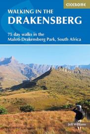 Wandelgids Drakensbergen - Walking in the Drakensberg - Zuid Afrika | Cicerone | ISBN 9781852848811
