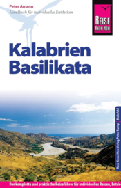 Reisgids Kalabrien und Basilikata | Reise Know How | Calabrië | ISBN 9783831727476