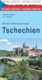 Campergids Mit dem Wohnmobil nach Tschechien | WOMO 44 | ISBN 9783869034430