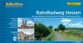 Fietsgids Bahnradweg Hessen - 316 km.| Bikeline | ISBN 9783850002707
