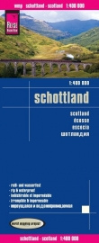 Wegenkaart Schotland | Reise Know How | 1:400.000 | ISBN 9783831773220