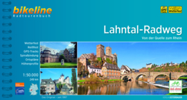 Fietsgids Lahntal Radweg - 249 km. | Bikeline | ISBN 9783850004565