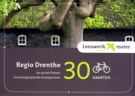 Fietsgids Drenthe Leeuwerikroutes | Buijten & Schipperheijn | ISBN 9789058814630