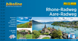Fietsgids Rhone-Radweg / Aare Radweg : 647 km | Bikeline | ISBN 9783850009126