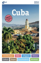 Reisgids Cuba | ANWB | ISBN 9789018041342