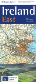 Wegenkaart Ierland Oost  | Ordnance Survey | Holiday map nr. 2 | ISBN 9781908852854