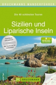 Wandelgids Sicilië en Liparische eilanden - Sizilien wandern | Bruckmann Verlag | ISBN 9783765459160
