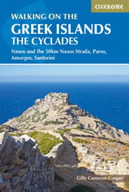 Wandelgids Walking on the Greek Islands : Cycladen | Cicerone | ISBN 9781786310095
