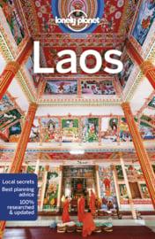 Reisgids Laos   Lonely Planet   ISBN 9781787014084