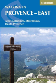 Wandelgids Provence - Walking in Provence - East | Cicerone | ISBN 9781852846176