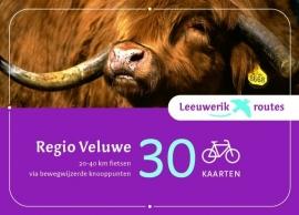 Fietsgids Leeuwerikroutes Veluwe | Buijten & Schipperheijn | ISBN 9789058814050