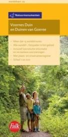 Wandelkaart Voornes Duin en Duinen van Goeree Voorne | Natuurmonumenten - Falk 09 | 1:20.000 | ISBN 9789028725379