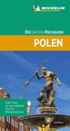 Reisgids Polen | Michelin groene gids | ISBN 9789401448710