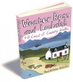 Wandelgids Wester Ross & Lochalsh | Pocket Mountain | ISBN 9781907025051