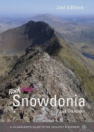 Wandelgids - Natuurgids Rock Trails Snowdonia - Hillwalker`s Guide to the Geology & Scenery | Pesda Press | ISBN 9781906095420