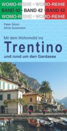Campergids Mit dem Wohnmobil durchs Trentino en Gardasee, Dolomieten en Gardameer | Womo 42 | ISBN 9783869034263