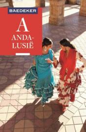 Reisgids Andalusië | Baedeker NL | ISBN 9783829759601