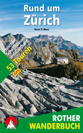Wandelgids Zürich - Rund um | Rother Verlag | ISBN 9783763331505