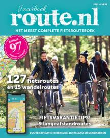 Fietsgids Route.nl Jaarboek 2021 | Falk | ISBN 8710966670521