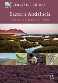 Wandelgids - Natuurgids Andalusië Oost | Crossbill Guides | KNNV  | ISBN 9789491648106