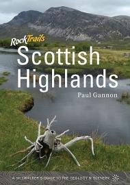 Wandelgids-Natuurgids Rock Trails Scottish Highlands | Pesda Press | ISBN 9781906095383