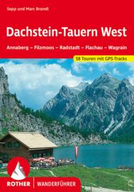 Wandelgids Dachstein - Tauern West | Rother Verlag | Pongau | ISBN 9783763340224