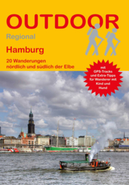 Wandelgids Hamburg - 22 wandelingen | Conrad Stein Verlag | ISBN 9783866866553