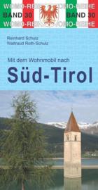 Campergids Mit dem Wohnmobil durch Südtirol | Womo 30 | ISBN 9783869033068