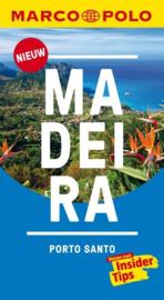Reisgids Madeira | Marco Polo | ISBN9783829758123