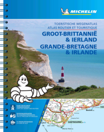Wegenatlas Groot Brittannie & Ierland 2020 | Michelin | ISBN 9782067244481