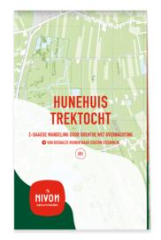 Wandelgids 01 Wandeltweedaagsen Hunehuis trektocht | Nivon | ISBN 9789491142178