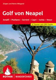 Wandelgids Golf von Neapel | Rother Verlag | Amalfi - Sorrento - Golf van Napels | ISBN 9783763342006