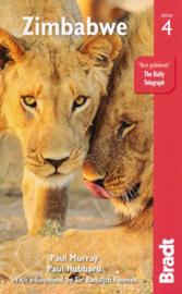 Reisgids Zimbabwe | Bradt | ISBN 9781784771096