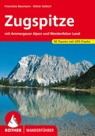Wandelgids Zugspitze   Rother Verlag   ISBN 9783763342648