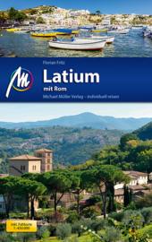 Reisgids Latium | Michael Mueller Verlag | ISBN 9783956543449
