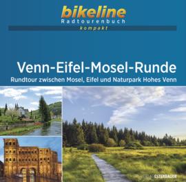 Fietsgids Venn-Eifel-Mosel-Runde   Bikeline Kompakt   ISBN 9783850009799